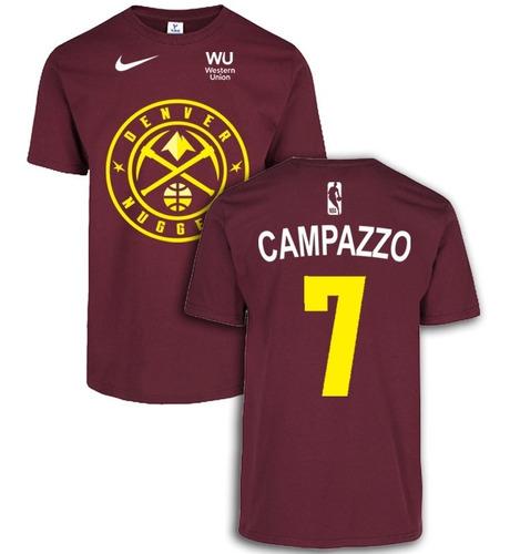 Denver Nuggets [bordó]  Facu Campazzo #7 Nba