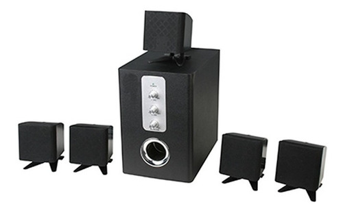5.1 Subwoofer Radio Usb Sd Rca Dolby -home Theater Parlantes