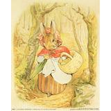 Beatrix Potter - El Cuento De Peter Rabbit Decoración De La