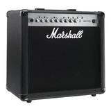 Amplificador Marshall Mg Carbon Fibre Mg50cfx Combo Transistor 50w Negro