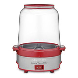 Máquina De Palomitas Cuisinart Cpm-700 Roja 550w 120v