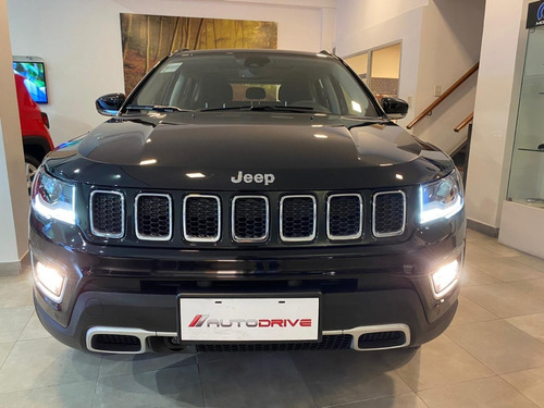 Jeep Compass 2.0 Td At9 4x4 Limited Plus D