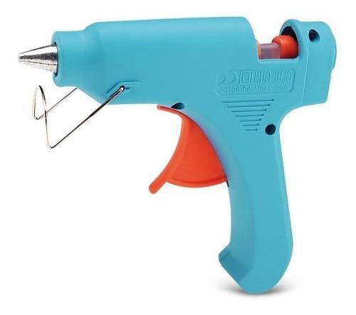 Pistola De Pegar 15w 220v Calor Para Barritas Silicona Full