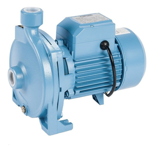 Bomba Centrifuga 1hp Monofasica 750w Elevadora Agua Riego