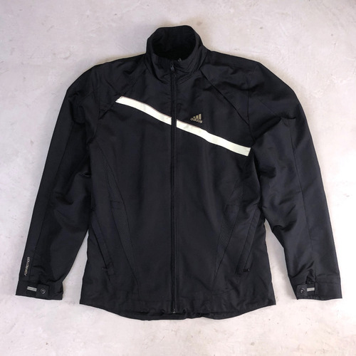 Campera Negra Formotion Unisex Talle S - adidas - Impecable