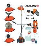 Desbrozadora Profesional 52cc Osaka-pro  Con Kit Accesorios