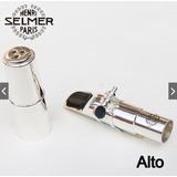 Boquilla Profesional Selmer S90 E Plana Para Saxofón Alto N.