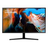 Monitor Gamer Samsung U32j590uq Led 32  Dark Blue Gray 100v/240v