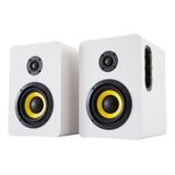 Parlante Thonet & Vander Vertrag Bt Con Bluetooth White 100v/220v