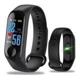 Reloj Deportes M3 Inteligente Monitor Cardíaco Ip67