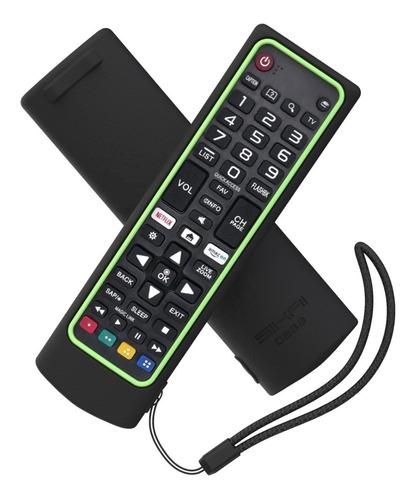 Funda Forro Protector Control LG Basico Smart Tv