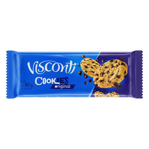 Biscoito Visconti Original 60 G