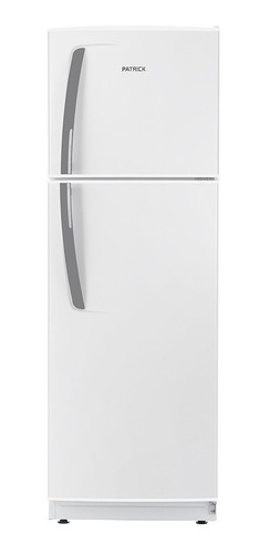Heladera Con Freezer 277 Lts Blanca Patrick Hpk135m00b01