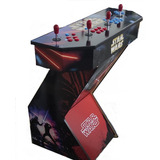 Pedestal Arcade Comando 13000juegos 4 Jugadores Espectacular