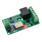 Rele Wifi Esp8266 10a 220v Esp-12e Opto Iot Sonoff Arduino
