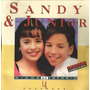 Cd Lacrado Sandy E Junior Minha Historia 1991 Original