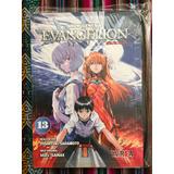 Manga Neogenesis Evangelion Edicion Deluxe Tomo 13 Argentina