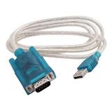 Cable Adaptador Usb A Serial Serie Rs232 Db9 2.0 Fiscal Noga