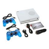 Consola X Game 600 Juegos Tipo Arcade Nes Gba Hd 1080p Wisat