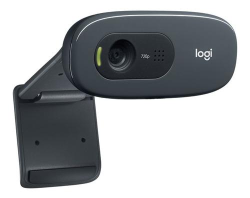 Camara Webcam Logitech C270 720p Hd Mic Skype 3mpx Pce