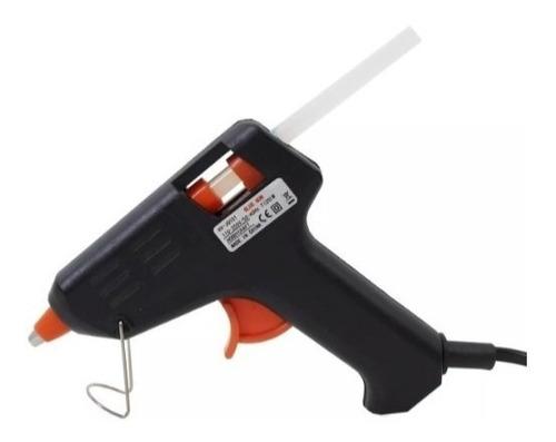 Pistola Encoladora Barra Silicona