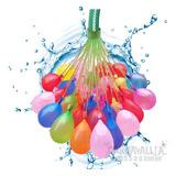111 Globos De Colores De Agua Bunch Globos Llenado Rápido