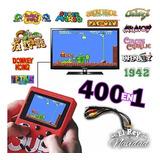 Mini Consola Portatil Juegos Retro Game Box Video Vintage
