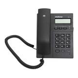 Telefone Ip Voip Sip Tip 125i Poe Intelbras C/ Nota Fiscal