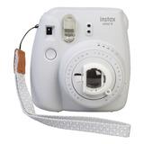 Camara Instantanea Fuji Instax Mini 9 Selfie Blanca Ahumada