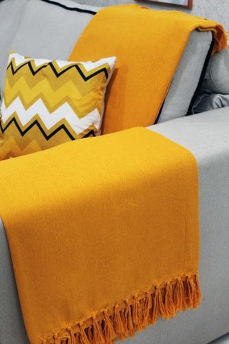 Manta Para Sofá Gigante Decorativa Protetora 2,40x1,80