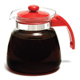 Jarra Vidrio Templado Cafe/te/mate 1 L Para Hornalla