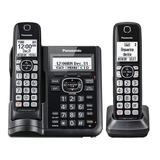 Teléfono Inalámbrico Panasonic Kx-tgf572 Negro