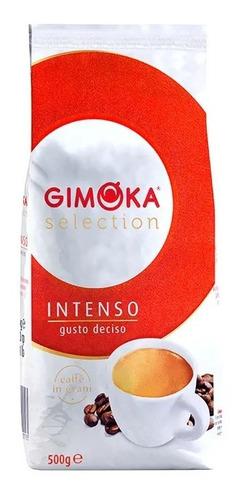 Café En Granos Gimoka Italia 500gr / Tueste Natural