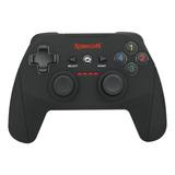 Control Joystick Inalámbrico Redragon Harrow G808 Negro
