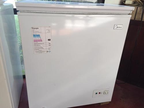 Freezer Horizontal Midea 142 Lt. (entrega Maldonado/mvdeo)