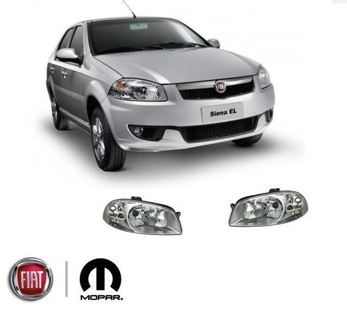 Optica P/ Fiat Siena Fase 4 2012 2013 2014 2015 2016 2017