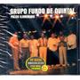 Cd Grupo Fundo De Quintal Palco Iluminado - Rge Lacrado! Original