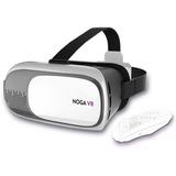 Lentes Realidad Virtual 360 Noga Vr Box Anteojos 3d +control