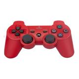 Control Joystick Inalámbrico Ultra Double Shock 3 Rojo