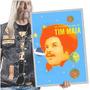 Presente Poster De Rock Tim Maia Elis Regina A2 60x42cm 17 Original