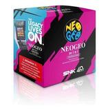 Snk Neo Geo Mini International Edition (incluye 40 Juegos)