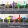 Copo Twister 300ml 10 Copos Completos Original