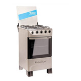 Cocina Tem Kitchen Chef 4h Super Gas Oferta Loi