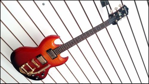 Guitarra Electric Irvine Custom Sg Vintage Kingdom Music 117