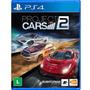 Jogo Ps4 Project Cars 2 Game Mídia Física Original