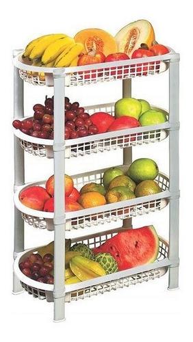 Carro Organizador De Cocina Despensero Verduras Ideal