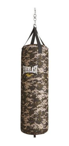 Bolsa De Boxeo Everlast Con Cadenas Entrenamiento Mvd Sport