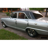 Techo Vinílico Negro Chevrolet 400 !!