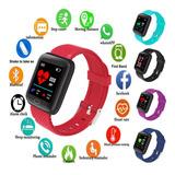 Relógio Smartwatch Inteligente Fitness Android E Ios