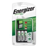 Cargador De Pilas Energizer Maxi 4 Aa + 2 Aaa Recargables